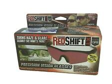 RedShift XT Tactical Precision Vision Glasses Block UVA & UVB Rays As seen on TV