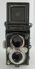 Yashica D TLR Medium Format Camera with Yashinon f1:3.5 80mm Copal MXV Lens