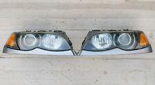 2002 - 2005 BMW E46 Sedan 325i 330i Original XENON HID Headlight Lamp Set Pair