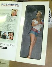 STRONGHOLD PLAYMATE OF THE YEAR 2001 KURTIS FIGURE DOLL PLAYBOY NEAR MINT