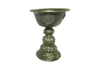 Tibetan Ritual Candle Holder for Offering