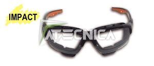 Lunette protection Beta 7093 BC Impact verres polycarbonate structure résistant
