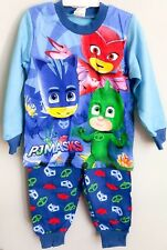 Great NEW Size 1 5 PYJAMAS PJ MASKS PJS BOYS WINTER SLEEPWEAR KIDS T SHIRTS