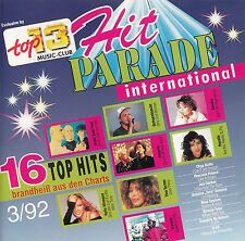 HIT PARADE INTERNATIONAL 3/92 / CD