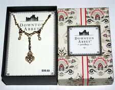 DOWNTON ABBEY TV Show Licensed Victorian NECKLACE Fashion Costume JEWELRY 541New