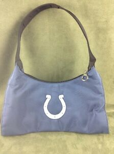 Indianapolis, IN Colts NFL Football MVF Women's Small Purse New