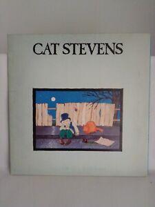 CAT STEVENS - TEASER & THE FIRECAT - 33 GIRI, ISLAND, 1971