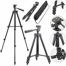 Digital Camera Camcorder Tripod Stand Holder Mount with Bag For Canon Nikon Sony