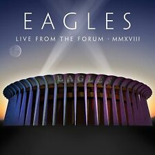 Eagles - Live From The Forum MMXVIII 2CD 1 DVD Digipack
