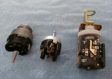 1965-66 Ford Mustang Ignition, 2 Speed Wiper Switch Headlight Switch Combo Kit