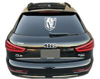 Las Vegas Raiders Decal Mix Vegas Golden Knights Custom Logo NHL Vegas Teams