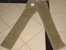 Sass & Bide Cotton Straight Leg Low Rise Jeans for Women