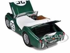TRIUMPH TR3A #25 LE MANS 1959 1/18 DIECAST CAR MODEL BY KYOSHO 08033A