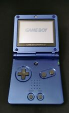 Game Boy Advance SP Blau Blue Gameboy | GBA | Spielkonsole - PAL !!!! LESEN !!!