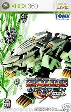 Used Xbox 360 Zoids Infinity EX Neo MICROSOFT JAPAN JAPANESE JAPONAIS IMPORT