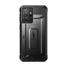 Galaxy S21 Ult 00006000 Ra 5G Case Supcase Ubpro Rugged Full Body Cover Kickstand Holster