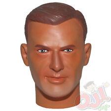 Dragon Models Head Sculpt (Redhead Caucasian) for 12 Inch Figures 1:6 (1180d1)