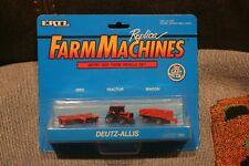 ERTL Micro Size Farm Vehicle Farm Machines Deutz-Allis NIP