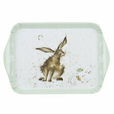 Wrendale Designs Hare Scatter Tray Decorative Food Serving Melamine Tableware