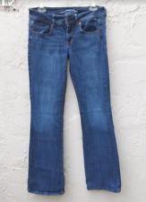 AMERICAN EAGLE Original BOOT Jeans Women's Size 6 REGULAR Low Rise 31 x 30