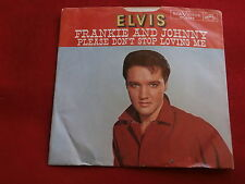 ELVIS PRESLEY~FRANKIE AND JOHNNY~SLEEVE ONLY~RCA 47-8780~ POP