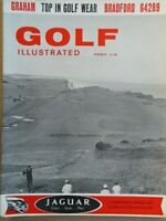 Sheringham Golf Club Norfolk: Golf Illustrated Magazine 1965