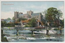 Yorkshire (North) postcard - Ripon Cathedral (A805)