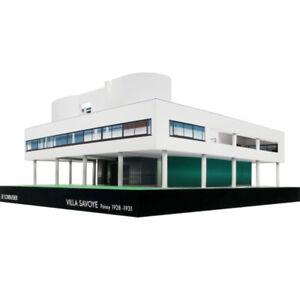 3D Paper Model DIY Le Corbusier Villa Savoye Architectural Puzzle Jigsaw Gift