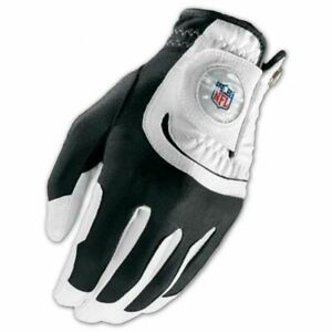 2pk Wilson NFL Fit-All Glove (One Size,32 Interchangeable Logos, LEFT) NEW