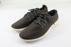 Allbirds Men's Wool Runners Cocoa/Cream Sole Comfort Shoes NW/OB