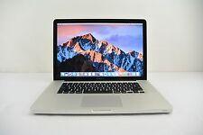"2012 Apple MacBook Pro 15"" 2.3GHz Core i7 500GB HD 4GB RAM MD103LL/A + WARRANTY!"
