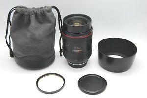 [N MINT+ w/ HOOD] Canon EF 28-80mm f/2.8-4 L USM AF Zoom Lens from Japan #30378