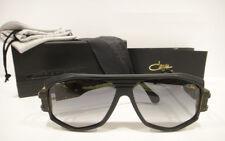 Cazal 163/301 Sunglasses 163 Color 011 Matt Black Emblem Authentic New