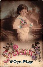 CPA Souvenir d'OYE-PLAGE (405121)