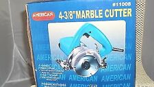 "4-3/8"" Marble Cutter 11008"