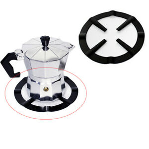 Stove Top Milk Coffee Maker Moka Trivet Pot Stand Holder Gas Cooker Cooking Tool
