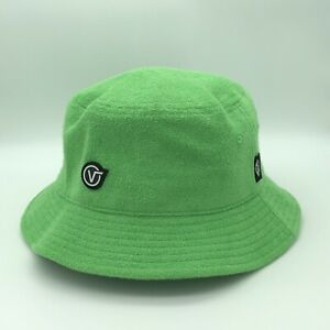 Vans OTW x AP Anderson Paak Bucket Neon Green Terry Cloth Bucket Hat