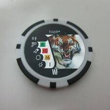 Marvel HeroClix Tiger Poker Chip Convention Exclusive Limited Edition