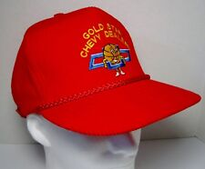 GOLD STAR CHEVY DEALERS Corduroy Baseball Hat Cap CHEVROLET-California Headwear