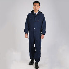 Pocket Jeans Working Protective Gear Uniform Suit Welder Jacket Whinter New