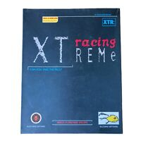 Xtreme Racing AGA Amiga (A1200/A4000) Silltunna Software Kart-Style Retro Untest