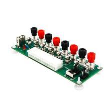 20/24 Pins ATX Benchtop Board PC Power Breakout Module Adapter w/USB 5V Port