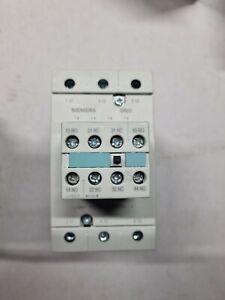 Siemens SIRIUS Leistungsschütz    3RT1044-1bm44   30 KW/400V   Neu