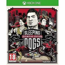Sleeping Dogs Definitive Edition - Xbox One Game China Action Square Enix 18