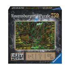 Ravensburger Sv - Puzzle Exit: Tempel in Angkor, 759 Teile NEU & OVP