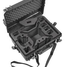 Waterproof Hard Drone Case Elephant Elite ELPH-4 for DJI Phantom 4 , Custom Foam