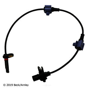 ABS Wheel Speed Sensor Rear Right Beck/Arnley 084-4888 fits 07-11 Honda CR-V