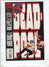 DEADPOOL #2 THE CIRCLE CHASE ROUND 2! (9.2) 1993