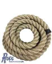 44 mm Synthetic Manila, Decking Rope, Garden, Decoration Rope, By The Metre