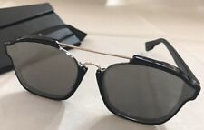 AUTHENTIC DIOR ABSTRACT BLACK SUNGLASSES